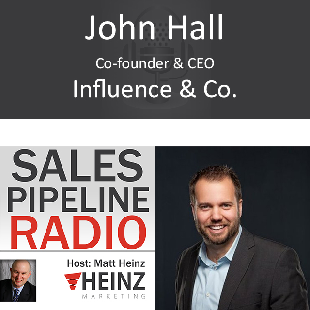 Influence – how to get it, earn it and keep it in B2B sales & marketing