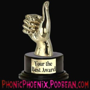 Your the Best Awards
