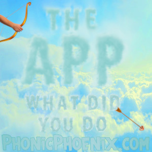 the App - Chapter 3 - What did you do ?