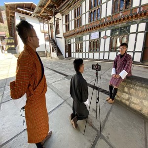 EP133 - Journalism in Bhutan with Namgay Zam