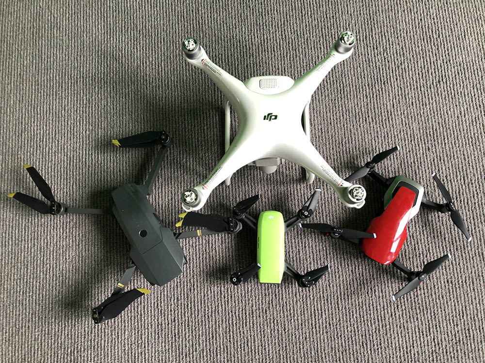 EP114 - Repacking my Kit and Underwater Drones