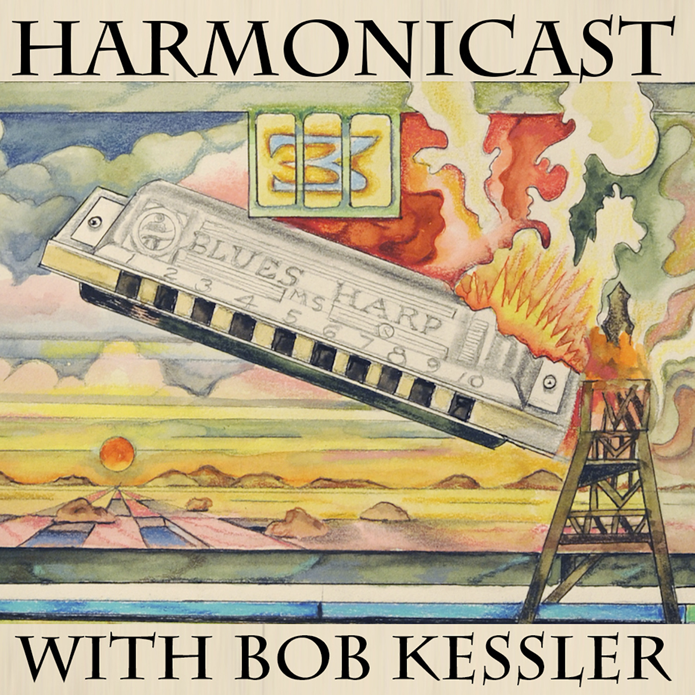 Harmonicast Episode 18 - Ross Garren