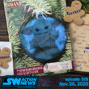 Nov 26, 2020: Star Wars Holiday Gift Guide and Black Friday Sales - Audio Podcast