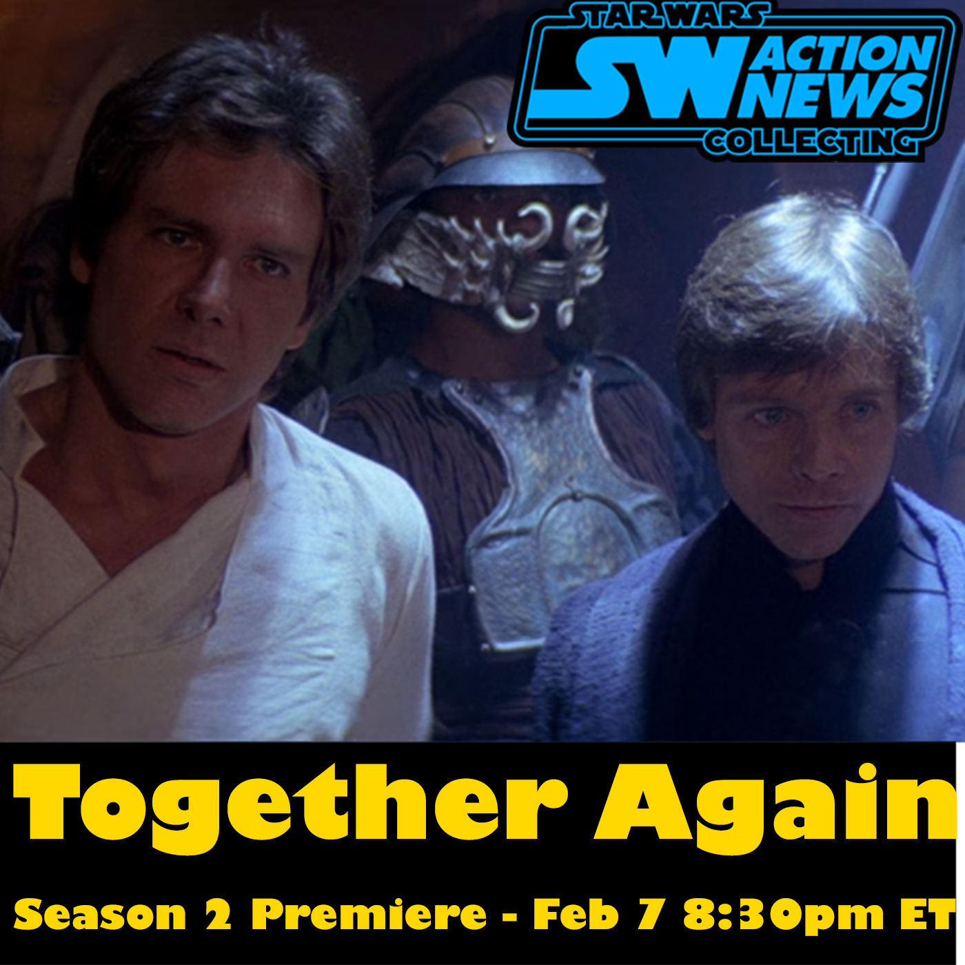 Feb 7, 2019: Together Again - Video Podcast