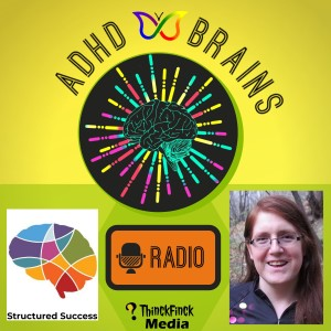 S01: E01: ADHD Brains Radio: What is ADHD? | Structured Success