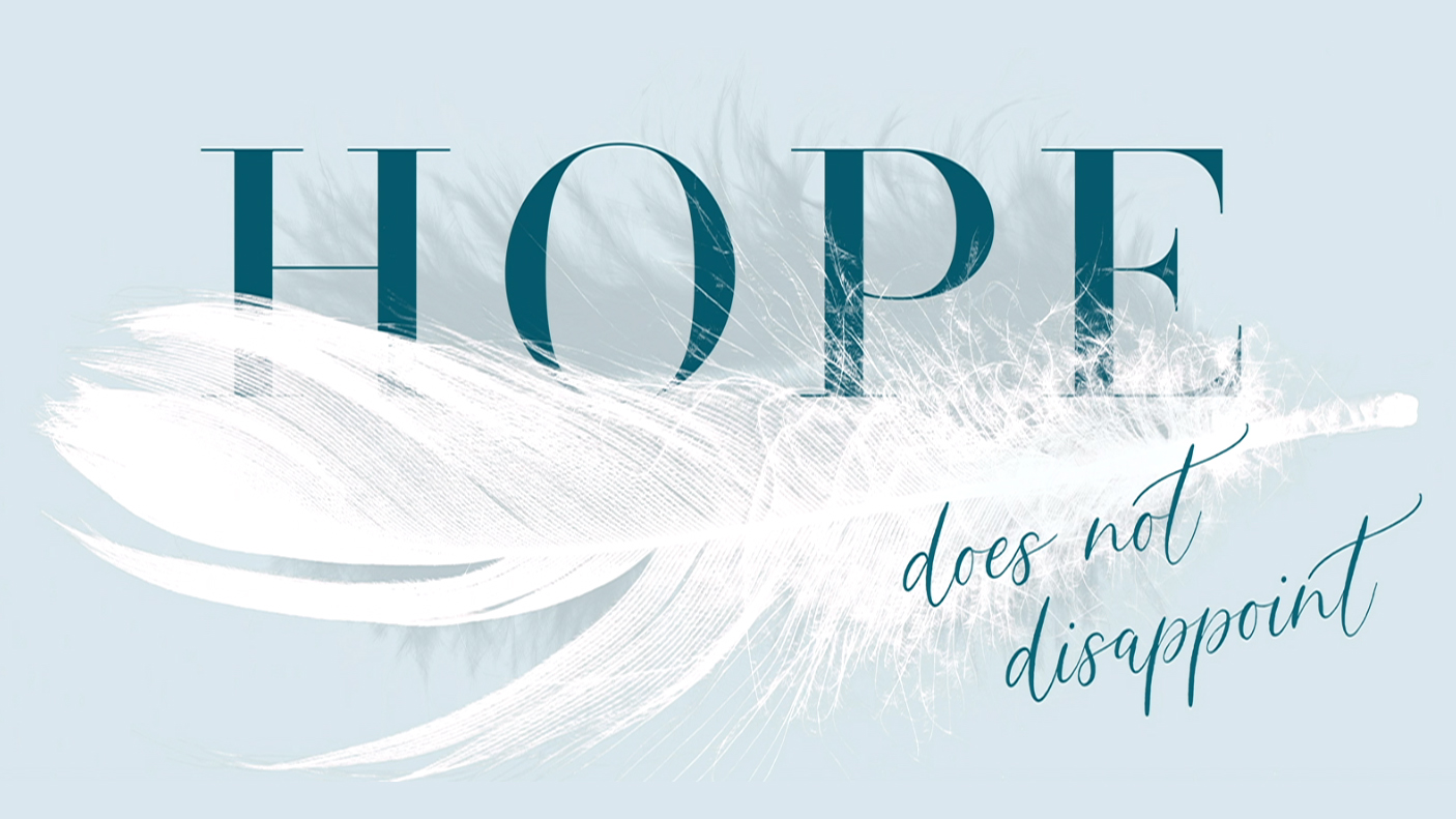Hope Does Not Disappoint | Student Weekend | John Ortberg