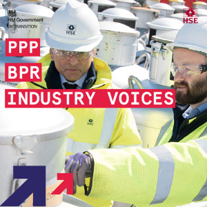 After UK Transition: Working with Chemicals - Episode - 4 - PPP, BPR and Industry voices