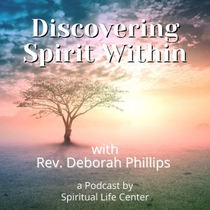 Projection: Never Meet Your Heroes with Rev. Donna Apidone | Discovering Spirit Within with Rev. Deborah Philips