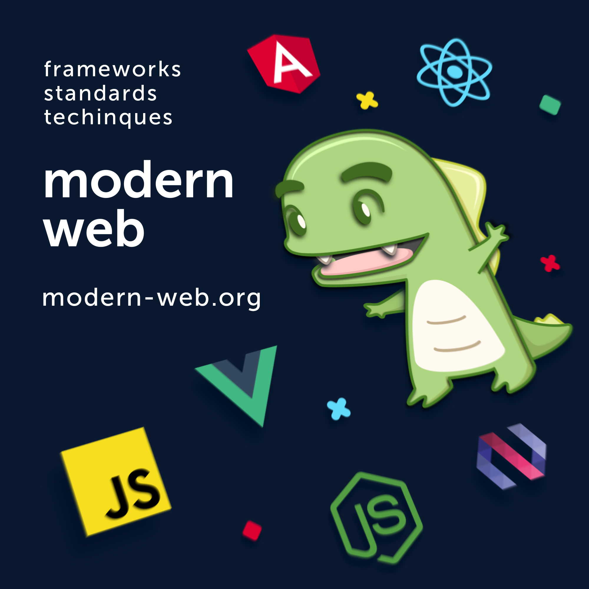S07E6 Modern Web Podcast - JAMstack with Angular - Introducing Scully.io with Aaron Frost