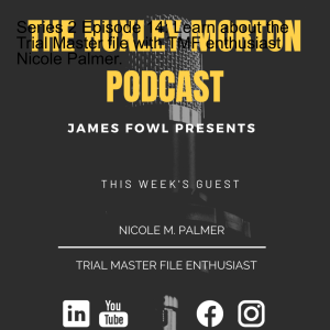 Series 2 Episode 14: Learn about the Trial Master file with TMF enthusiast Nicole Palmer.