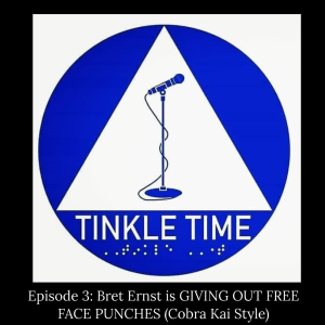 Episode 3: Bret Ernst is GIVING OUT FREE FACE PUNCHES (Cobra Kai Style)