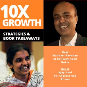 E9 - Give and Take (Author - Adam Grant) - with Ajay Goel