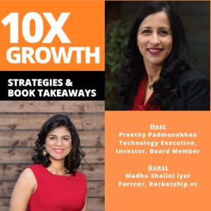 E13 - Good to Great (Author - Jim Collins) - with Madhu Shalini Iyer