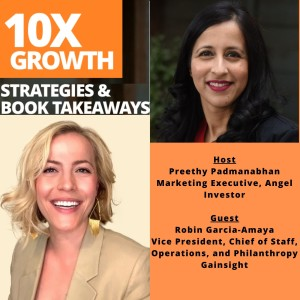 E5 - Dare to Lead (Author - Dr.Brene Brown) - with Robin Garcia-Amaya