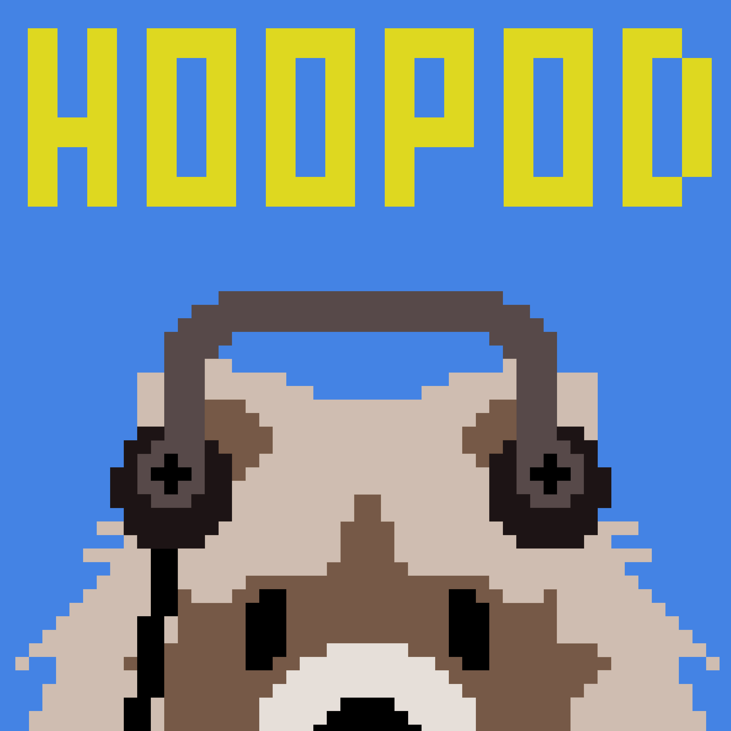 HooPod 59 - Timid Bunny - Chose a number between 1 and 2
