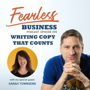 #59 - Writing Copy That Counts - Sarah Townsend