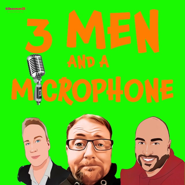 3 Men and Microphone