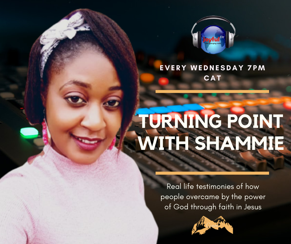 Turning Point With Shammie Podcast