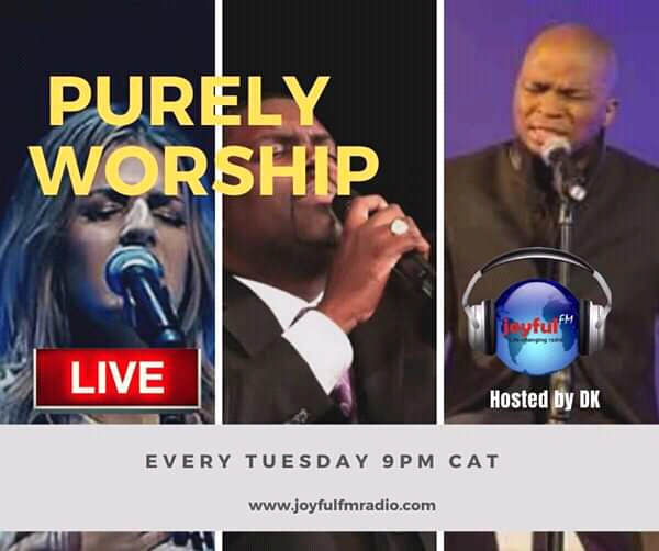 Purely Worship with DK Podcast