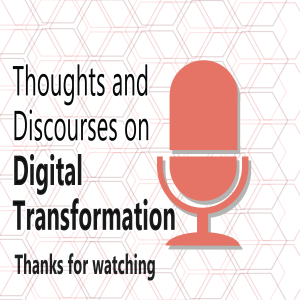 Colin Wynd's Thoughts & Discourses on Digital Transformation