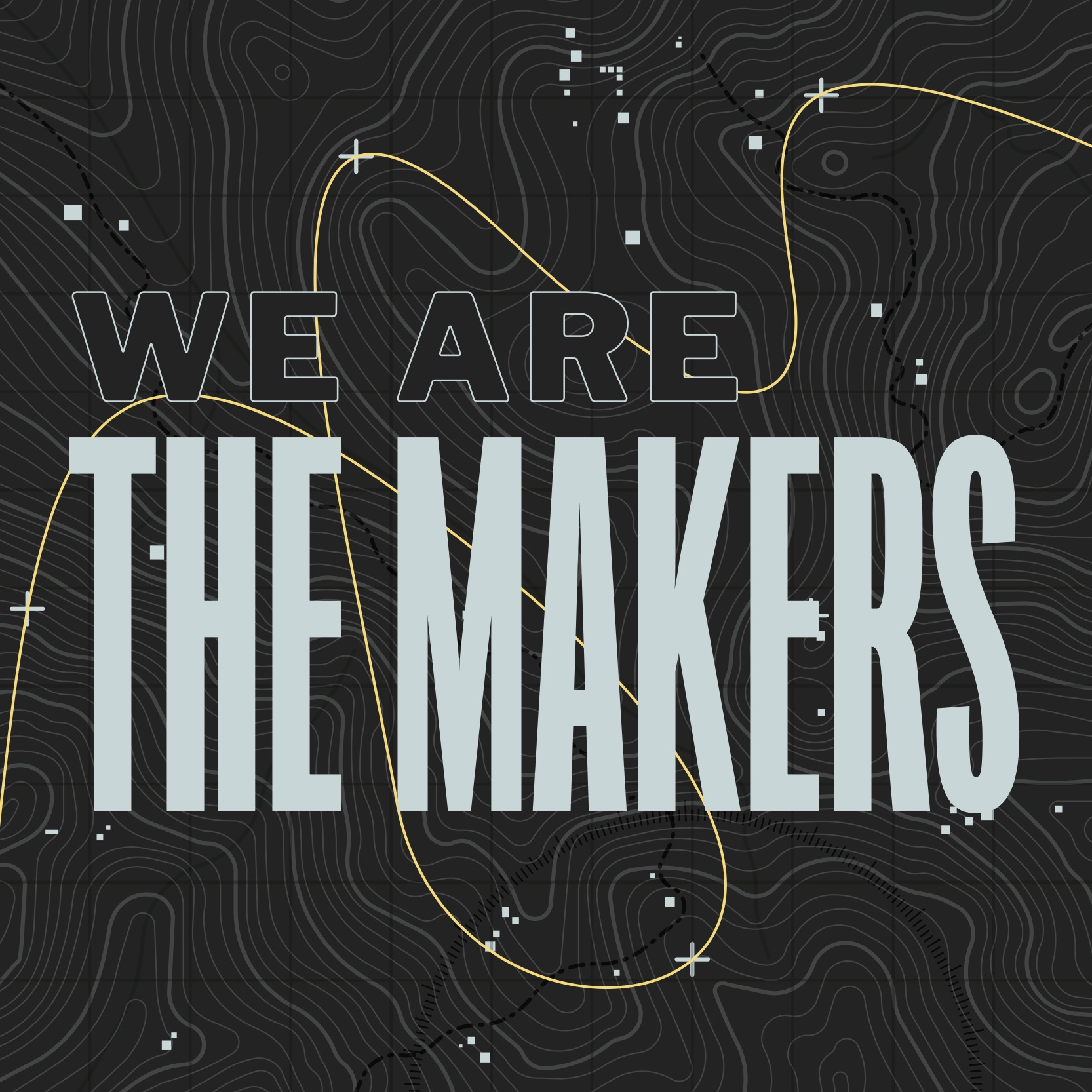 WE ARE THE MAKERS podcast show image