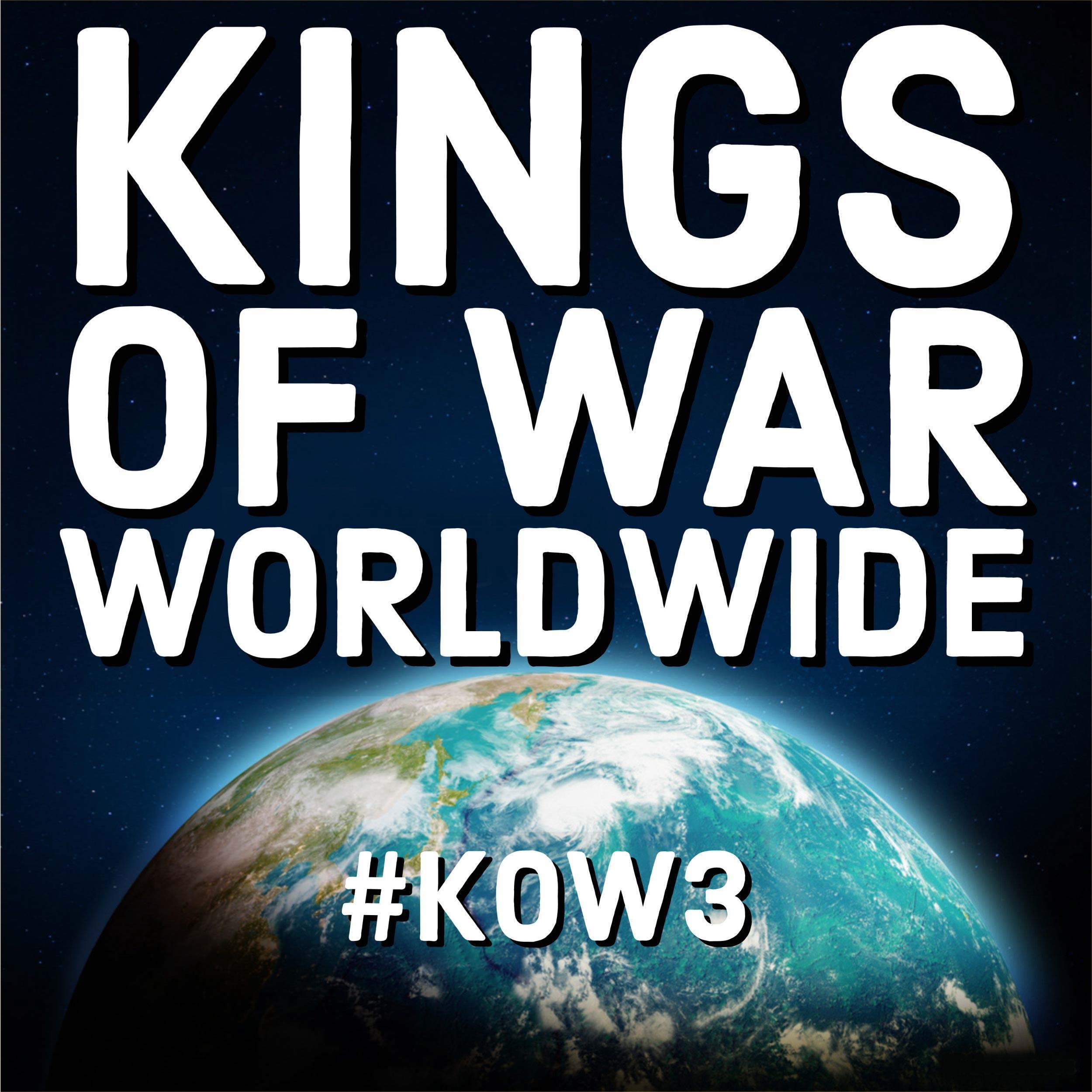 Kings of War WorldWide (KOW3), the Podcast