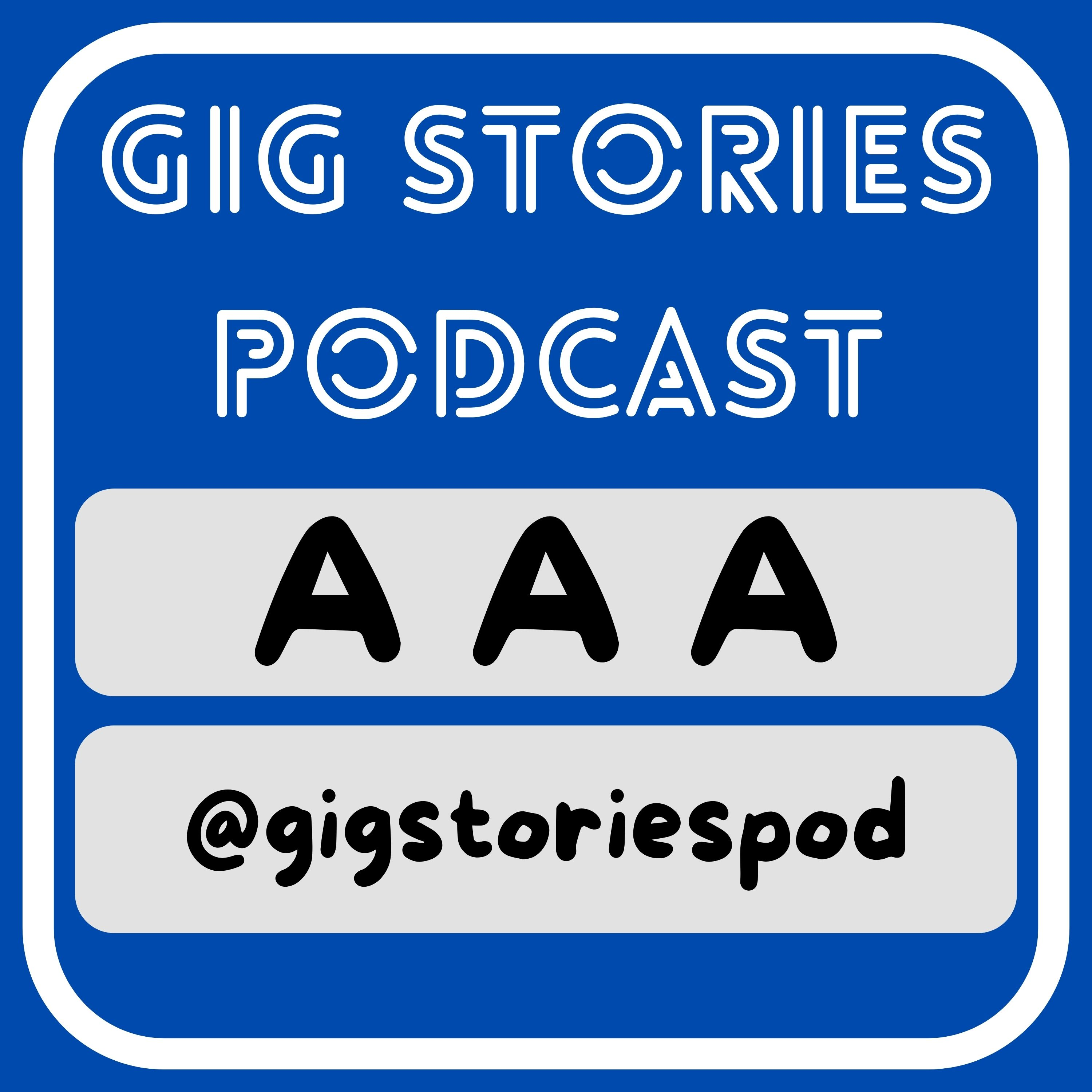 The Gig Stories Podcast