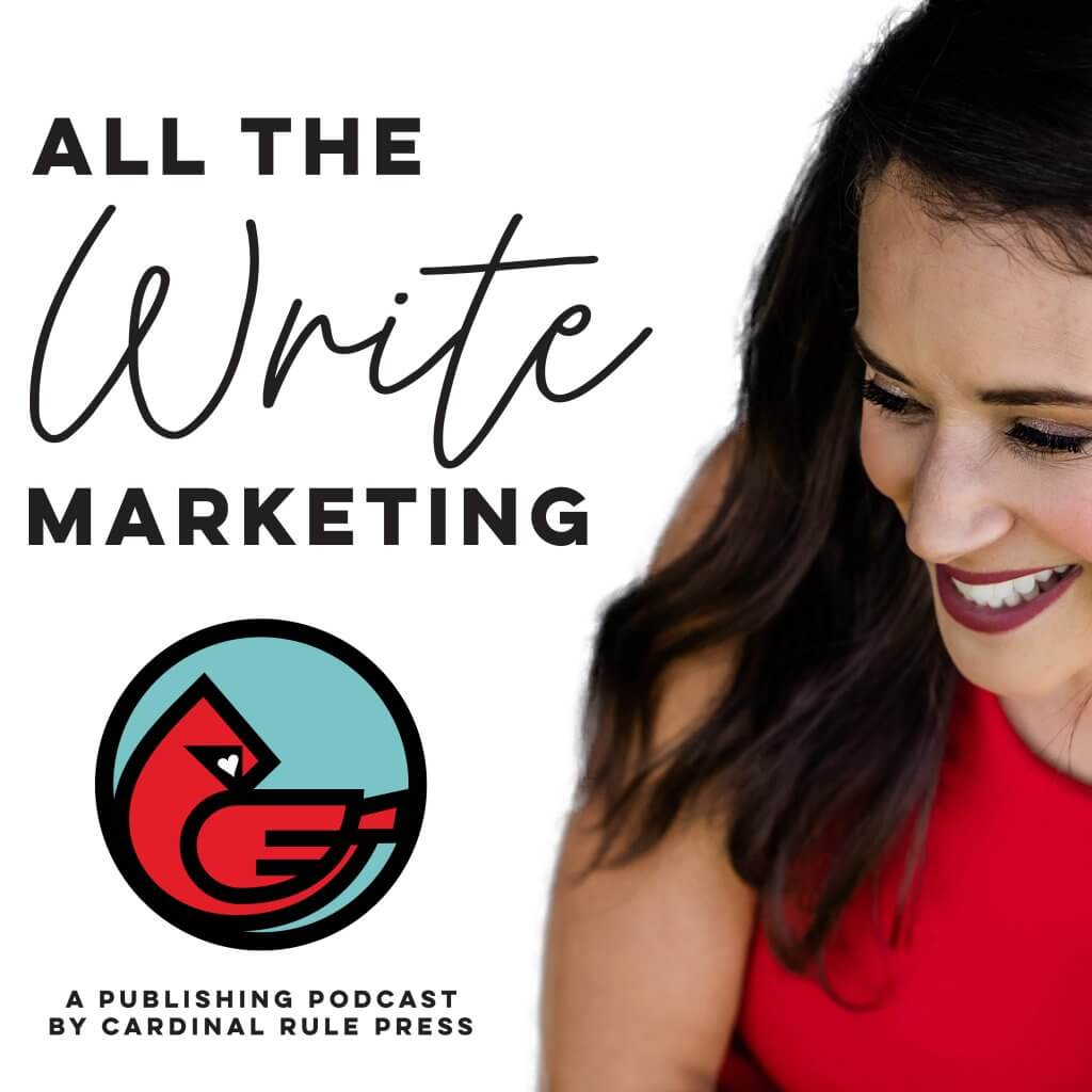 All the WRITE Marketing with special guest Dana Malstaff