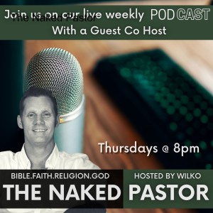 The Naked Pastor