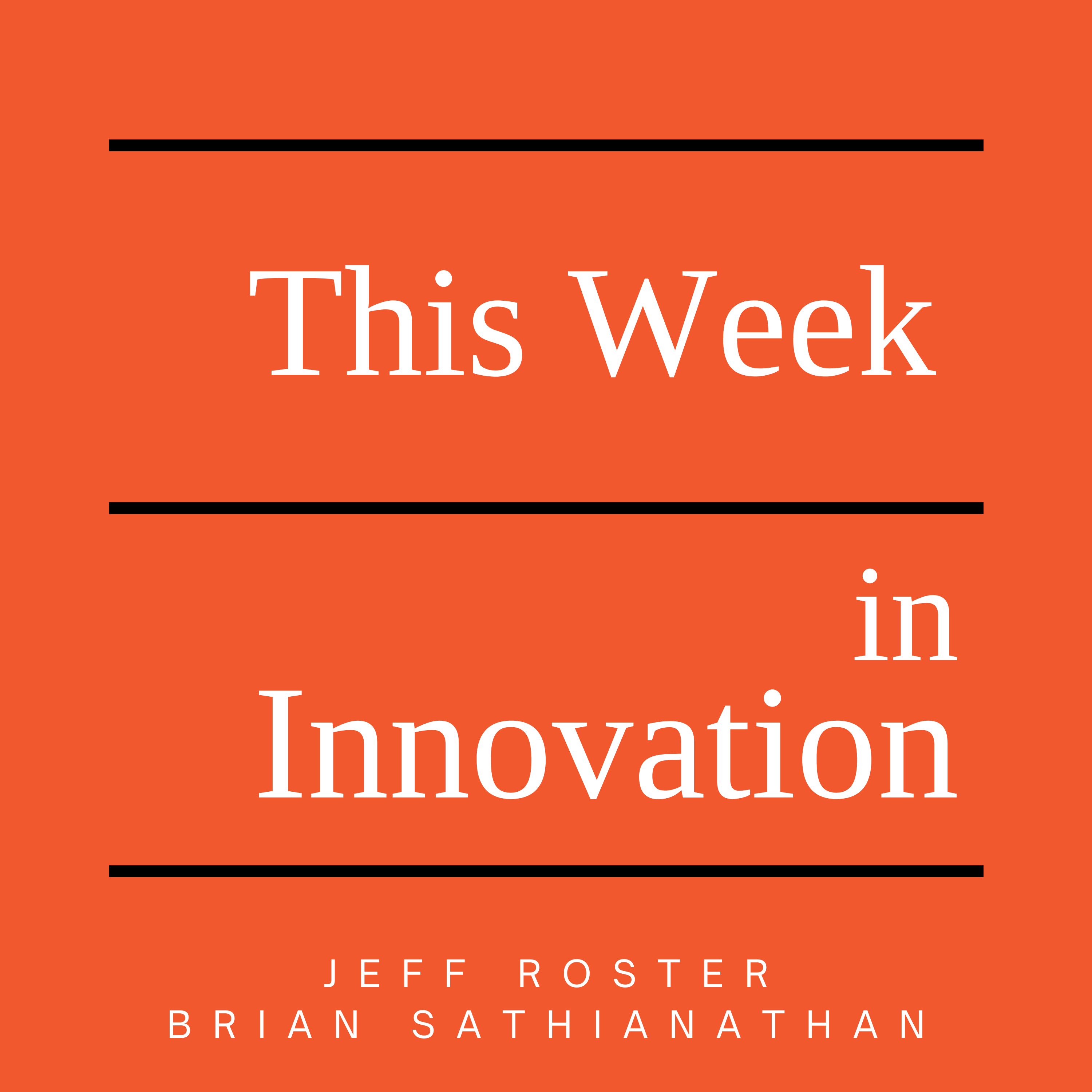 This Week in Innovation