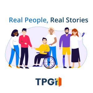 Real People, Real Stories: A Podcast on Accessibility by TPGi