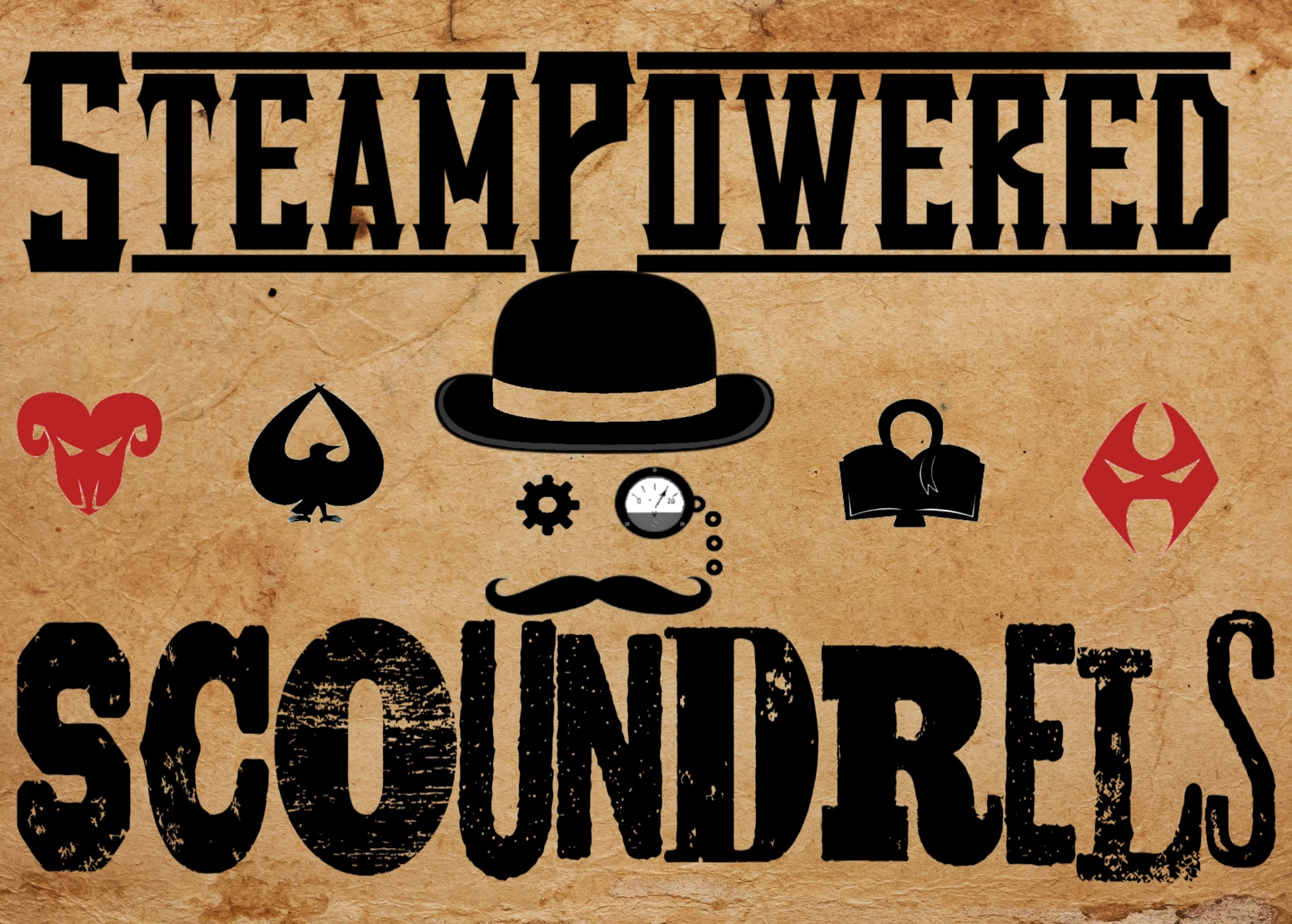 Steam Powered Scoundrels Episode 36 - Goon Squad