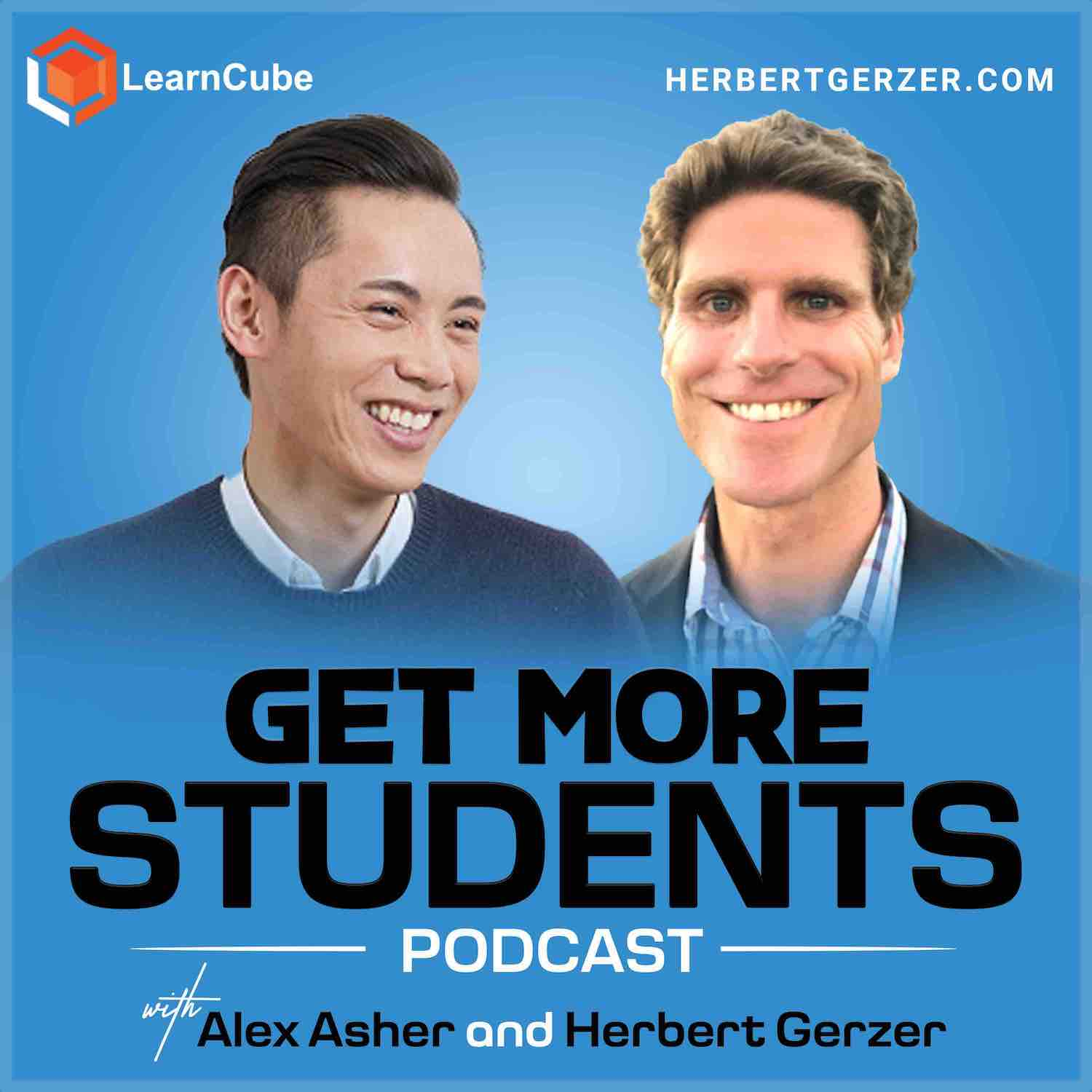 Get More Students podcast show image