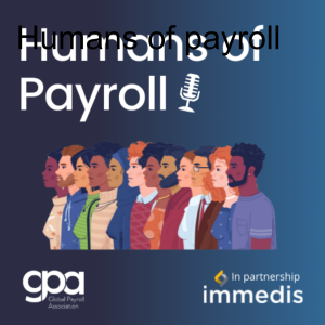 Humans of payroll