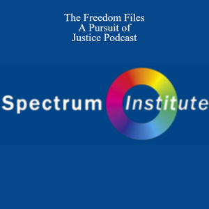 The Freedom Files - A Pursuit of Justice Podcast