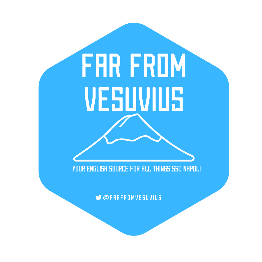 Far From Vesuvius - THE SSC Napoli Podcast