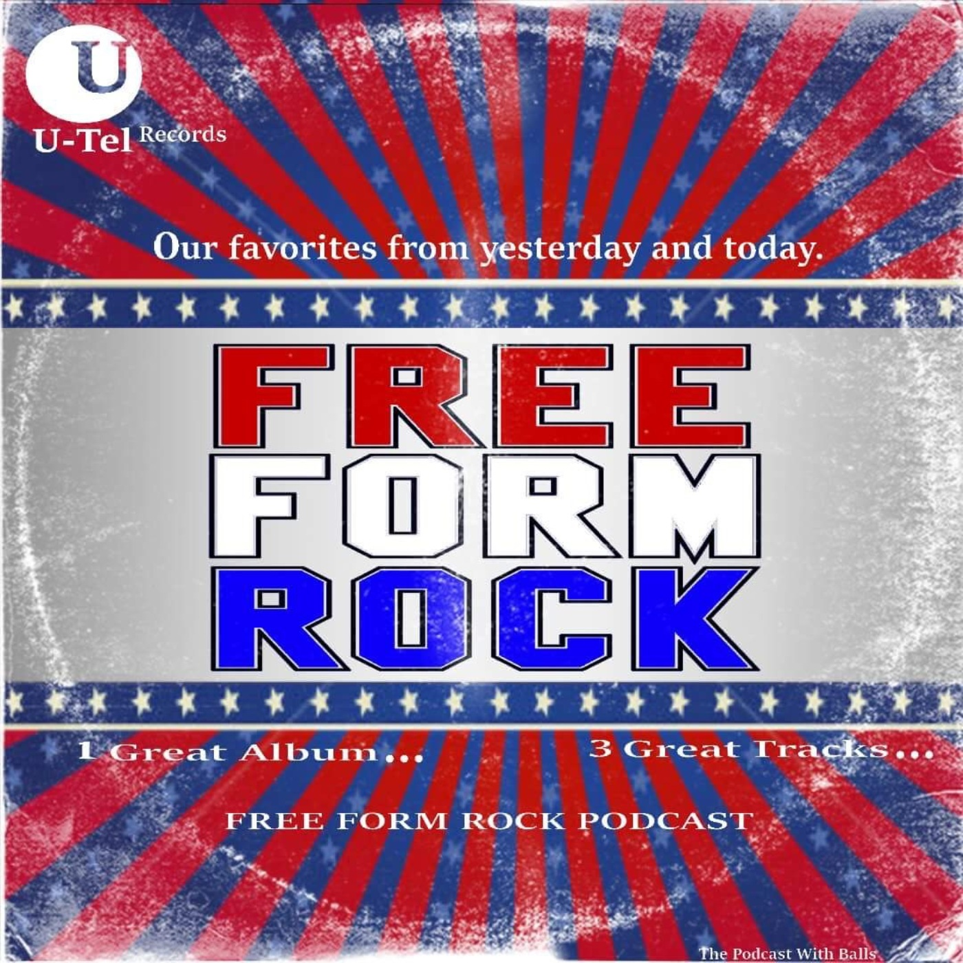 Free Form Rock Podcast