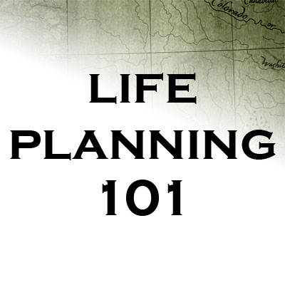 The Life Planning 101 Podcast