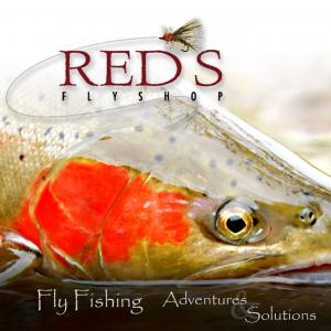 The MEND Fly Fishing Podcast with Joe Rotter and Red's Fly Shop