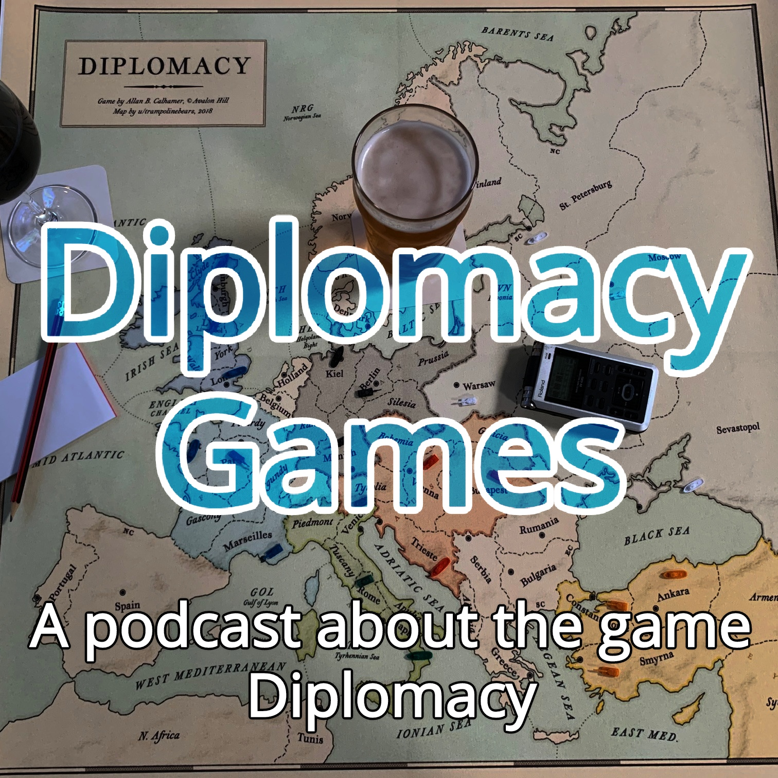 Interview with Nathan Barnes & Eric Mead from DiplomacyCast