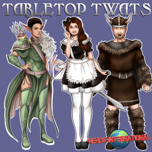 TableTopTwats: A TableTop RPG Podcast