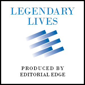 Legendary Lives - The Podcast