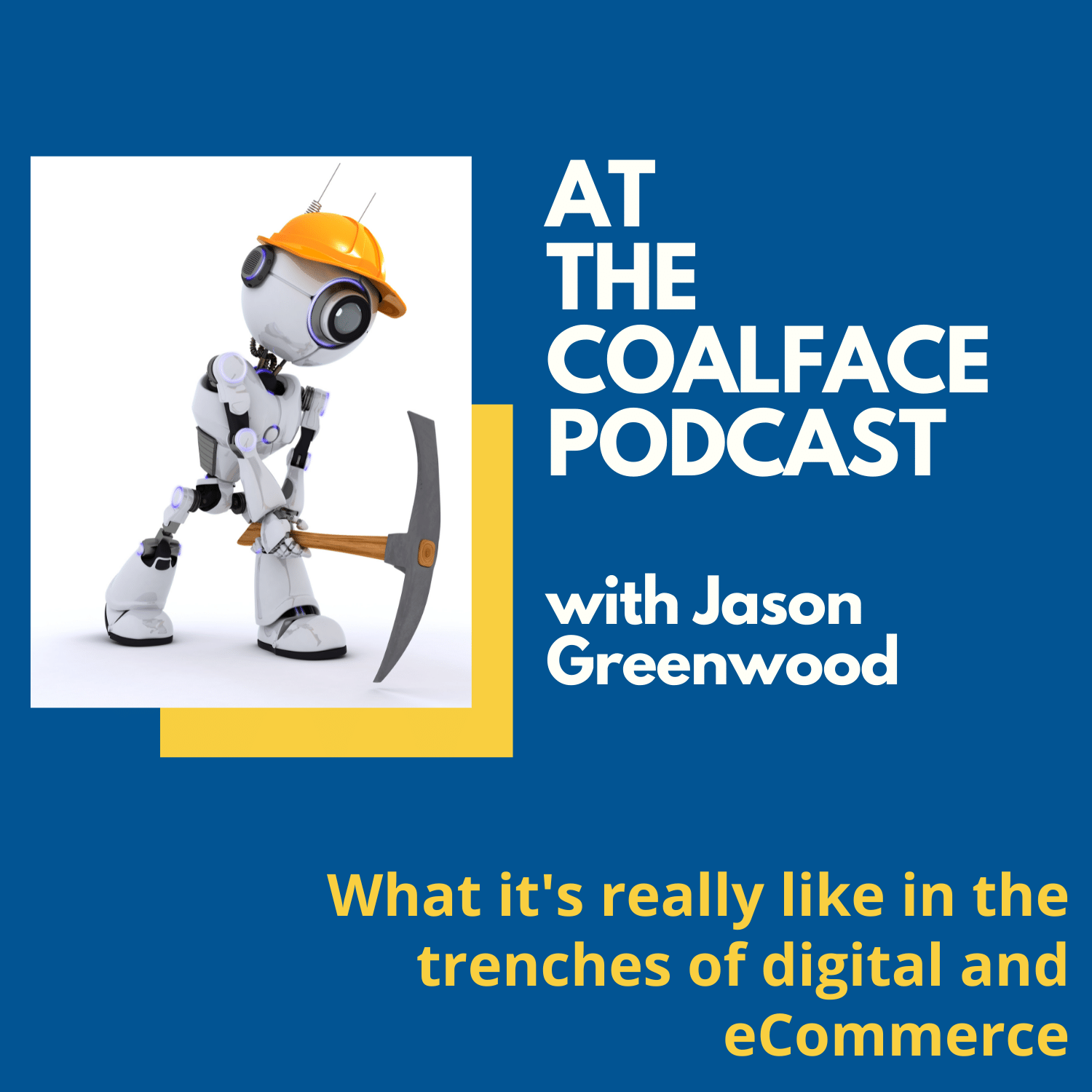 At the Coalface Podcast - eCommerce Tech & Trends