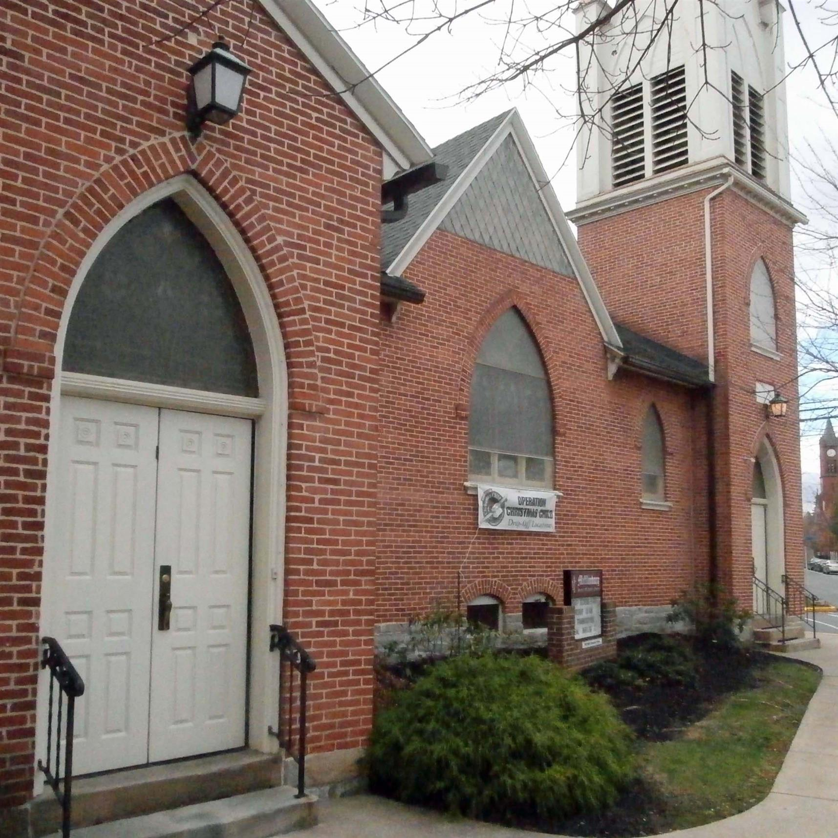 The Mifflinburg United Methodist Podcast