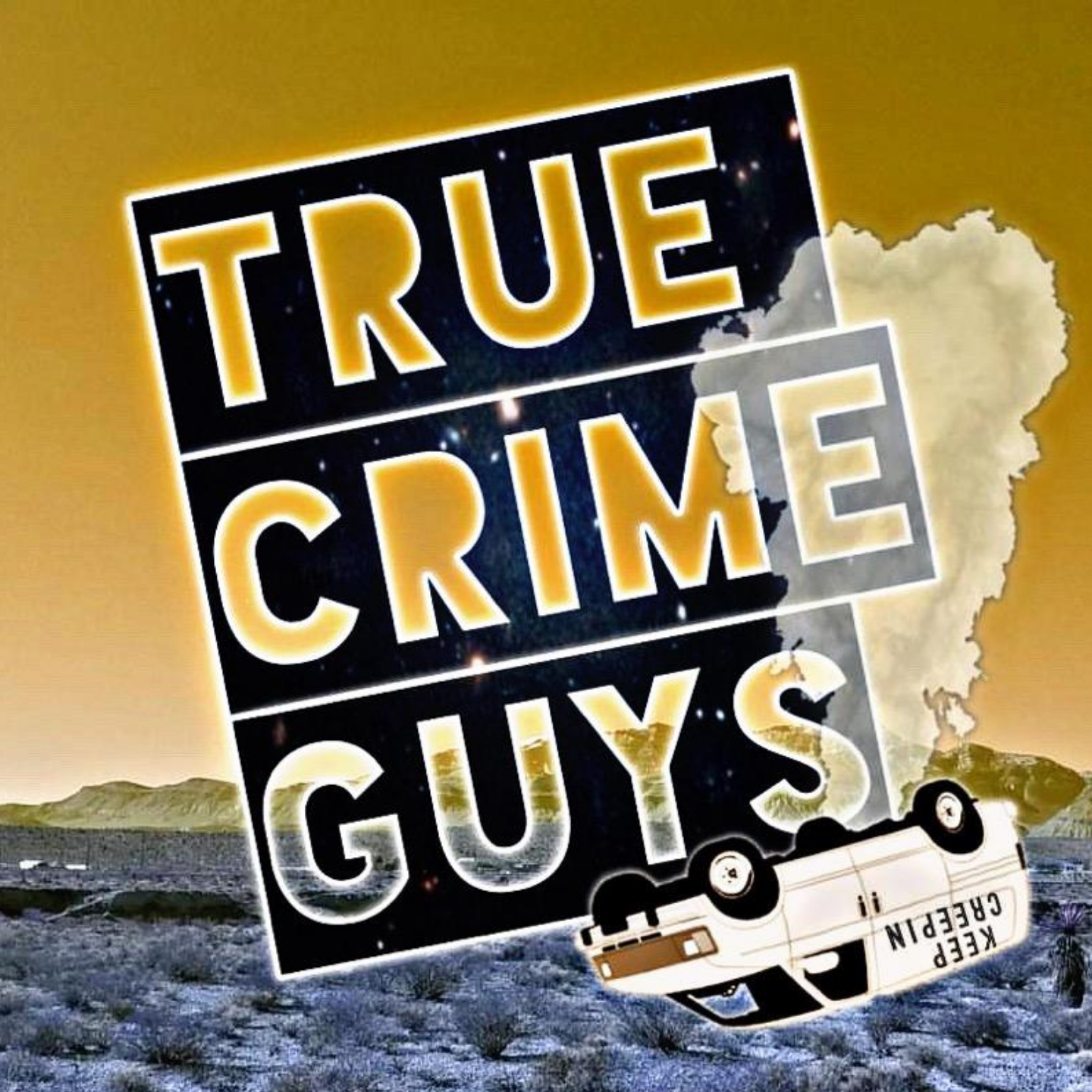 True Native Media Podcast Roster - True Crime Guys