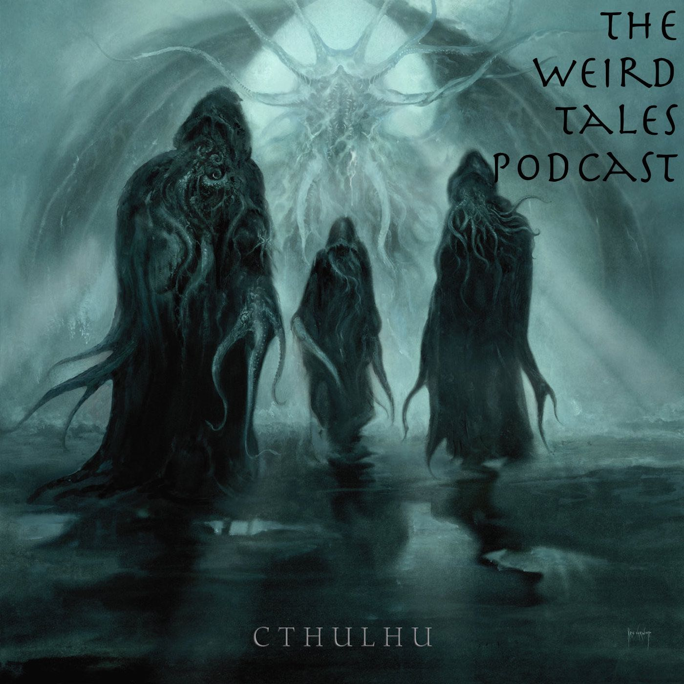 The Weird Tales Podcast