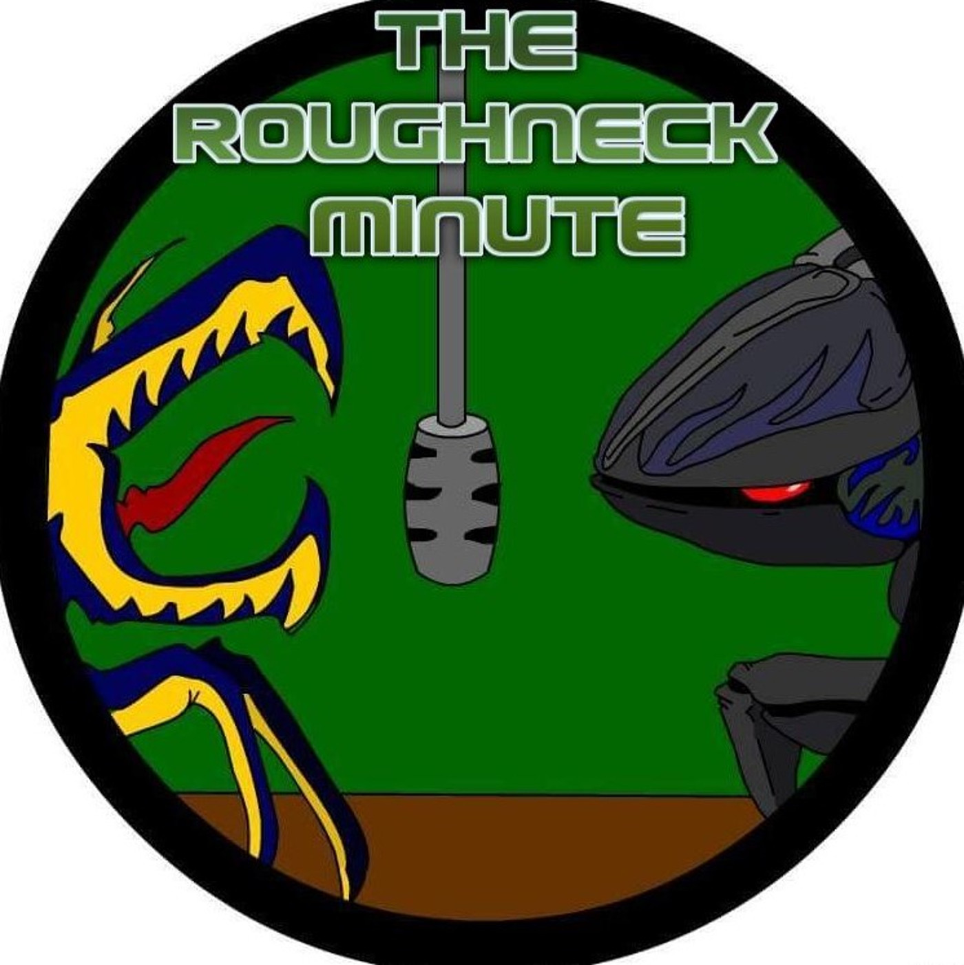 The Roughneck Minute Podcast