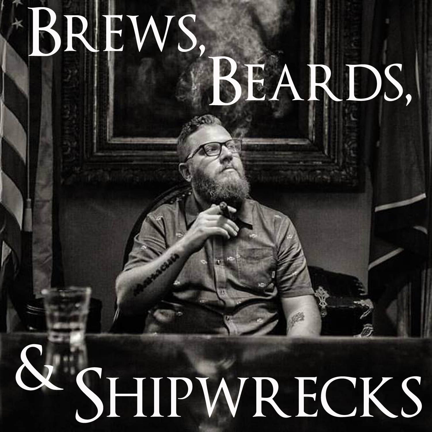 Brews, Beards, & Shipwrecks
