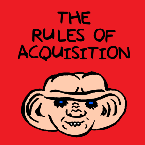 The Rules of Acquisition: A Star Trek Deep Space Nine Podcast