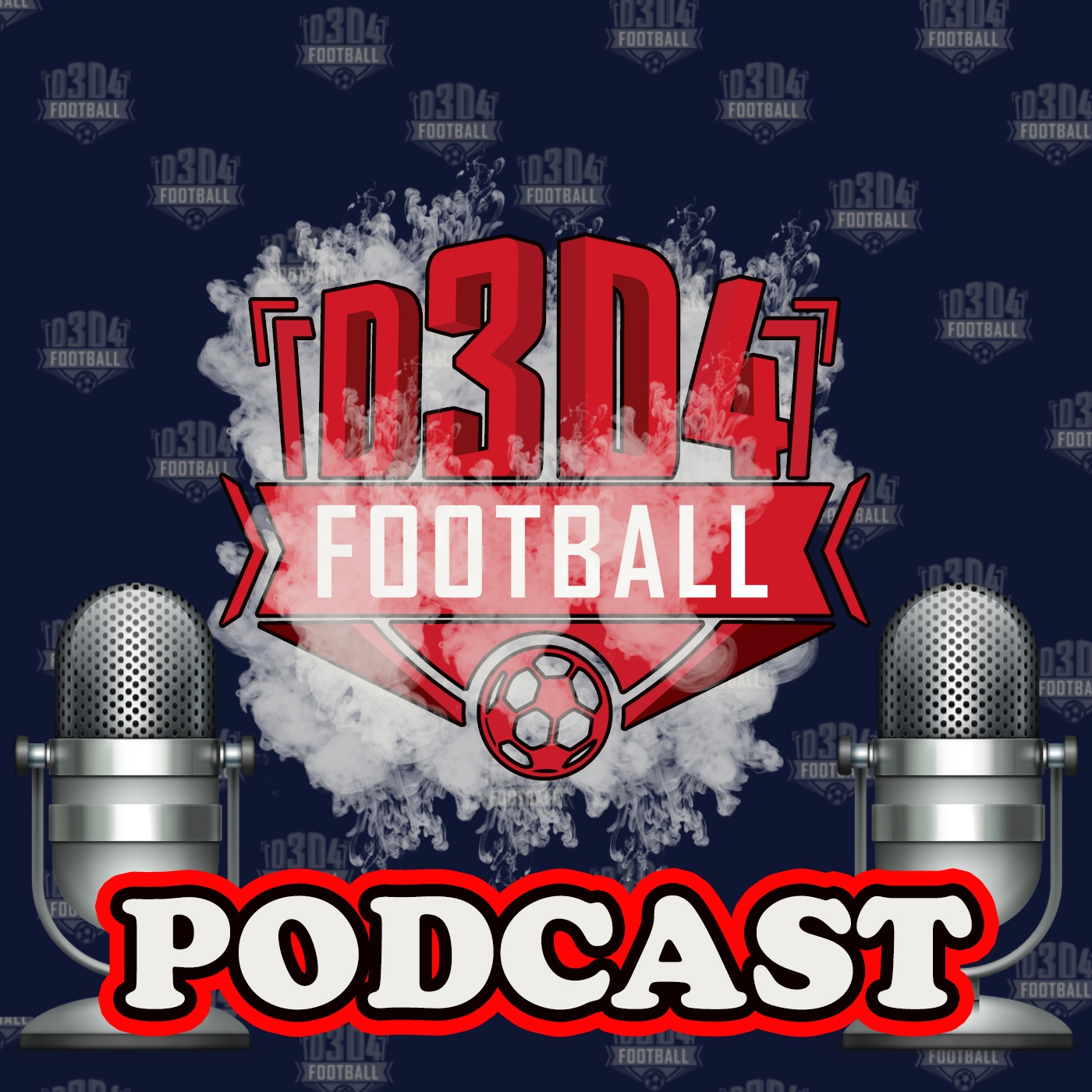 The D3D4 Football Podcast
